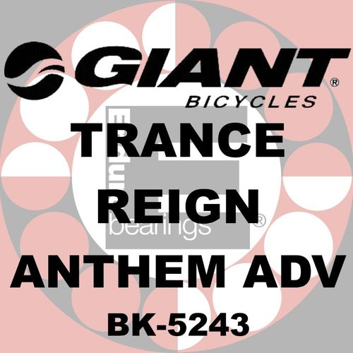 Kit de roulements GIANT- BK-5243