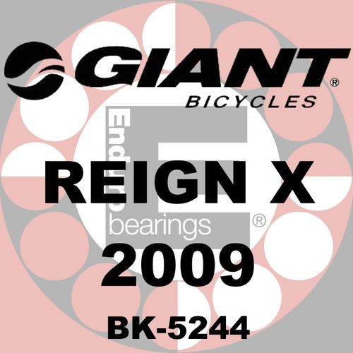 Kit de roulements GIANT- BK-5244