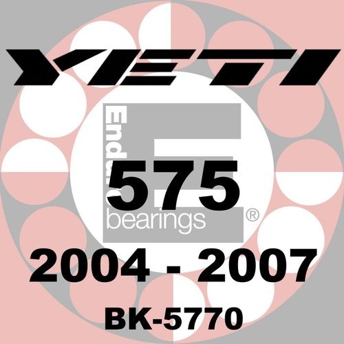 Kit de roulements YETI - BK-5770