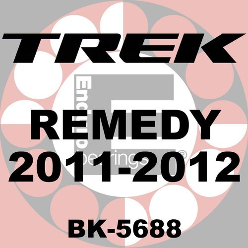 Kit de roulements TREK - BK-5688