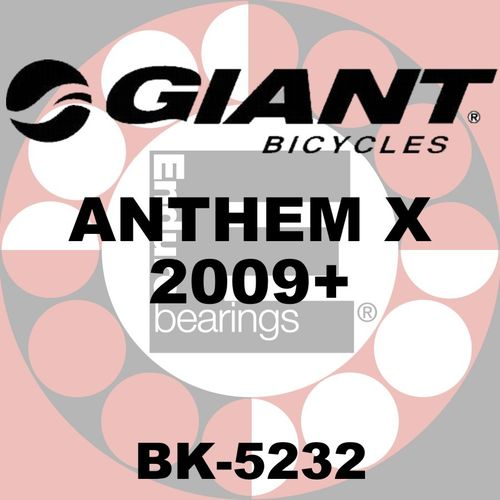 Kit de roulements GIANT- BK-5232