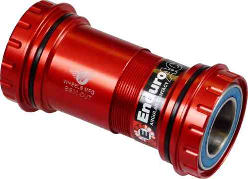 BB30 Outboard Bottom Bracket for 22/24mm Cranks (SRAM) w/ Angular Contact Bearings