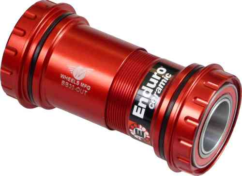 BB30 Outboard Bottom Bracket for 22/24mm Cranks (SRAM) w/Ceramic Bearings