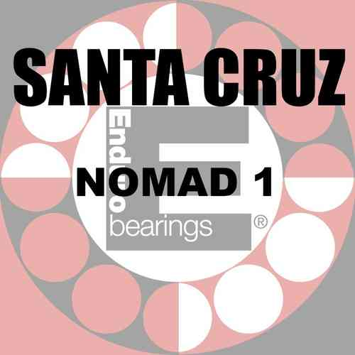 Kit de roulements SANTA CRUZ NOMAD 1 - BK-5535