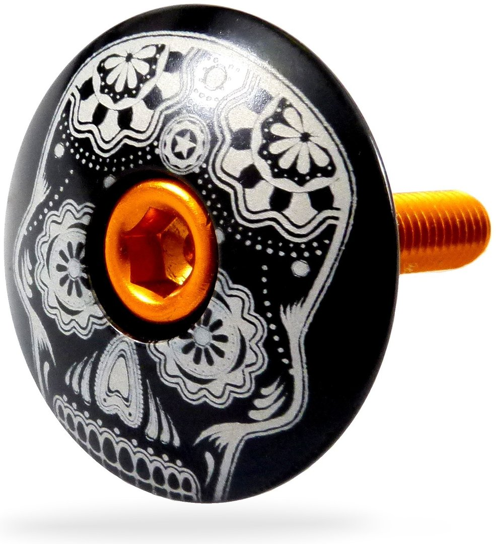 Bouchon De Potence Quot Sugar Skull Center Of The Head Quot