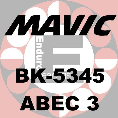 Kit de roulements MAVIC ABEC 3 - BK-5345