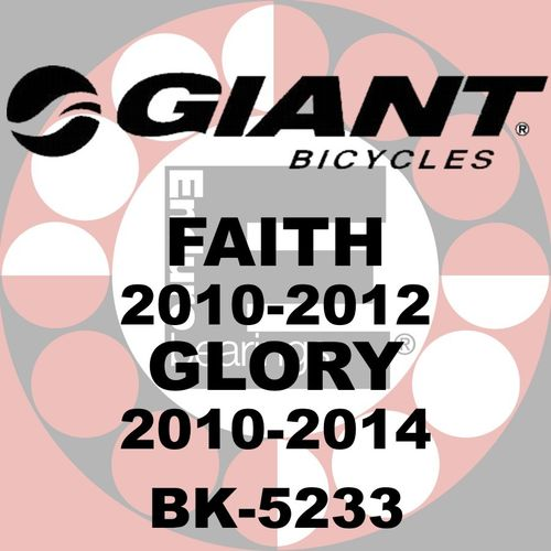 Kit de roulements GIANT- BK-5233