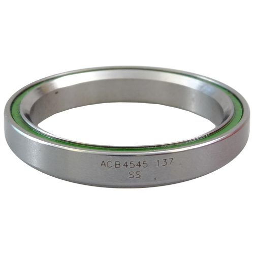Roulement ACB 4545 137 SS  37 x 46.85 x 7 (45x45°) Inox