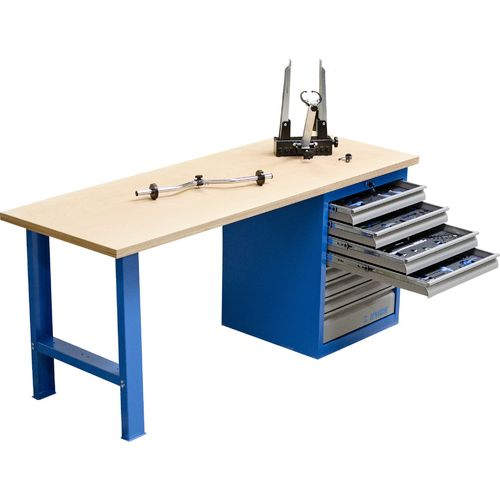 "UNIOR Station de travail ""Professional Mechanic Workbench""- 2600A"