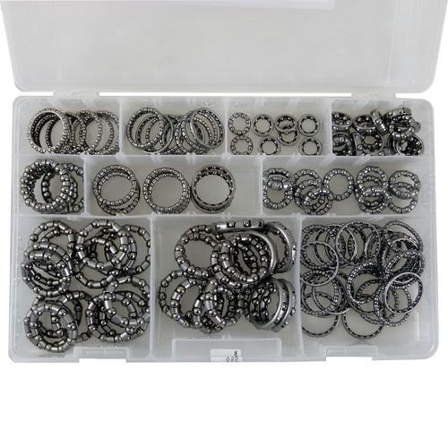 Bearing Retainers Kit - 120 pcs