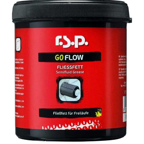 "R.S.P. ""GO FLOW"" grease 500Gr"