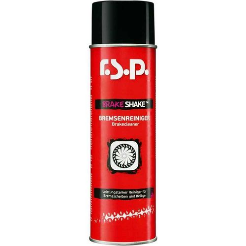 "R.S.P. Brakes degreaser ""BRAKE SHAKE"" 500 ml"