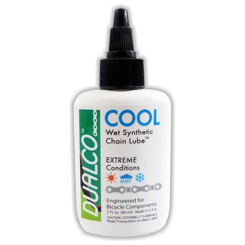 "DUALCO ""COOL"" Wet synthetic chain lube 60 mL"