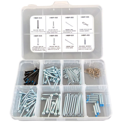 CLOUD PK-01 Disk brake pin kit  - 150 pieces