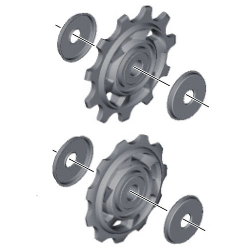 Shimano RD-M9000 Guide pulley set Y5PV98160