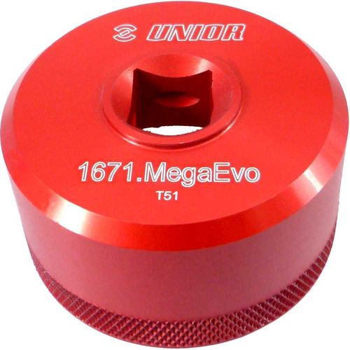 UNIOR Bottom bracket socket MegaEvo - 1671.MEvo