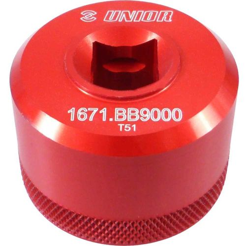 UNIOR Bottom bracket socket BB9000 - 1671.BB9000