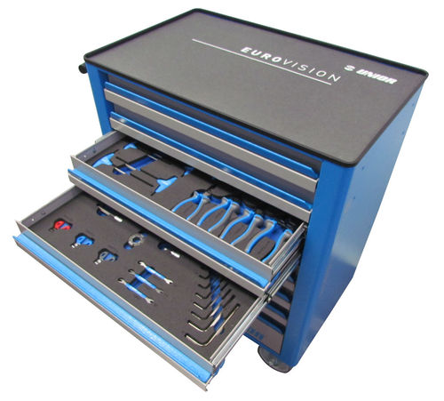 UNIOR Professional mechanic tool carriage - 1600N1