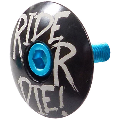 """Ride or Die"" Stem Cap"