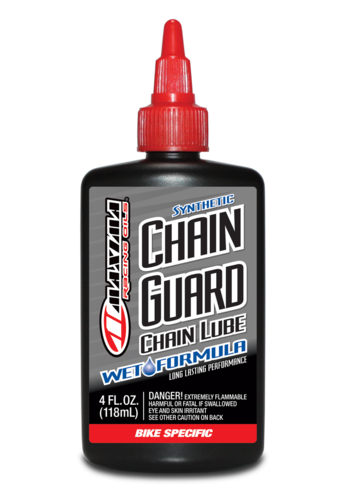 MAXIMA Chain lube WET CHAIN GUARD 118ml