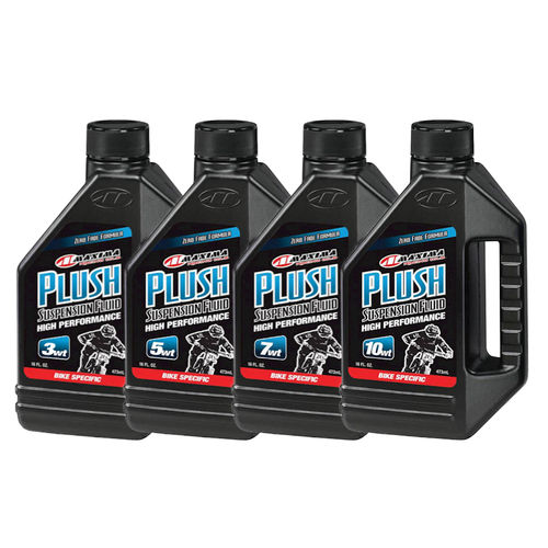 MAXIMA PLUSH Suspension fluid 473ml