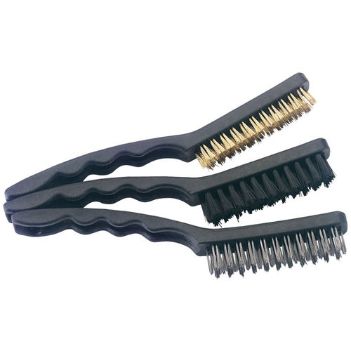 DRAPER Set de 3 brosses 230mm - 26928